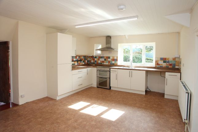 Thumbnail Detached bungalow to rent in Horrabridge, Devon