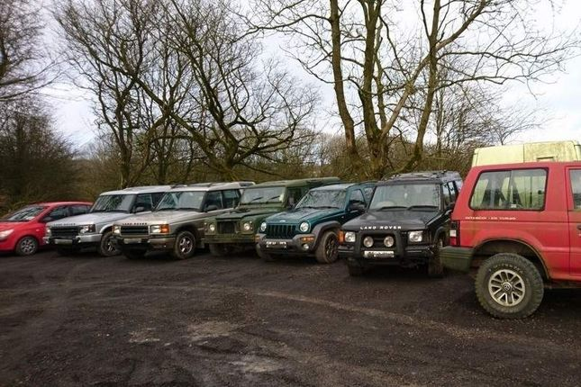 Thumbnail Parking/garage for sale in Newhaven Service Centre, Buxton