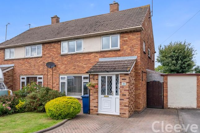 Thumbnail Semi-detached house for sale in Minetts Avenue, Bishops Cleeve, Cheltenham