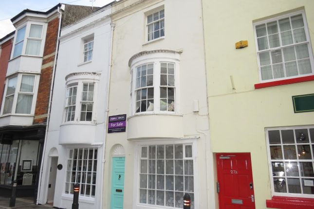 Thumbnail Property to rent in Maiden Street, Weymouth