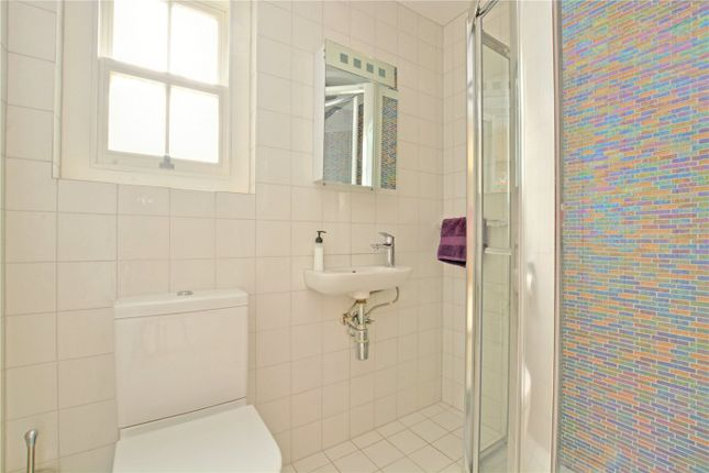 Shower Room of Royal Hill, Greenwich, London SE10