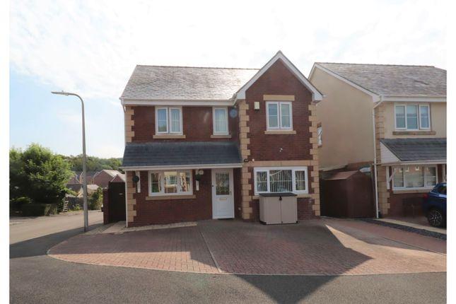 Thumbnail Detached house for sale in Golwg Y Mynydd, Ammanford