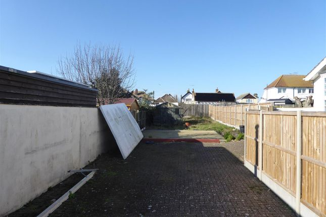 Thumbnail Land for sale in Gallwey Avenue, Birchington