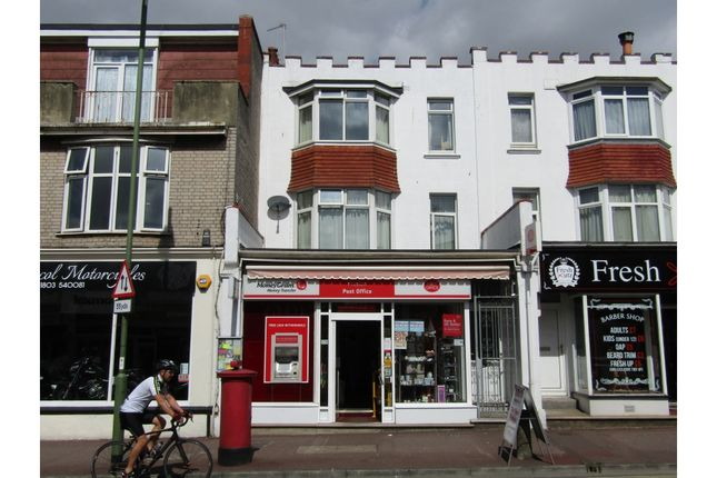 Thumbnail Retail premises for sale in Torquay Road, Paignton