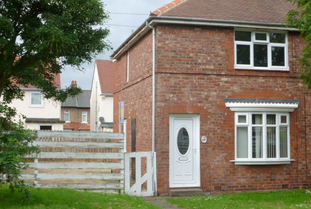 Thumbnail Semi-detached house to rent in Ruskin Avenue, Dunston, Gateshead