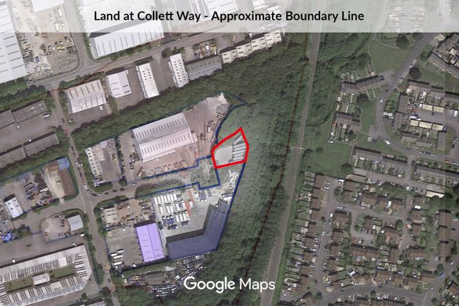 Thumbnail Land to let in Collett Way, Yate, Bristol