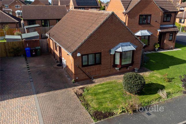 Thumbnail Bungalow for sale in Grove Park, Misterton, Doncaster