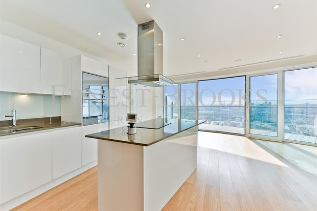Thumbnail Flat for sale in Arena Tower, 25 Crossharbour Plaza, Canary Wharf
