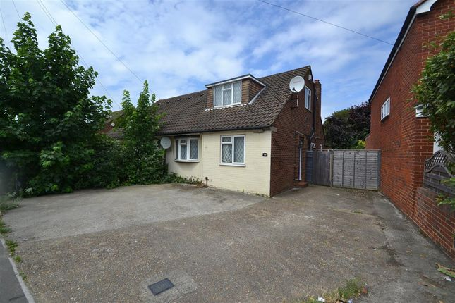 Thumbnail Bungalow for sale in Hatton Road, Bedfont, Feltham