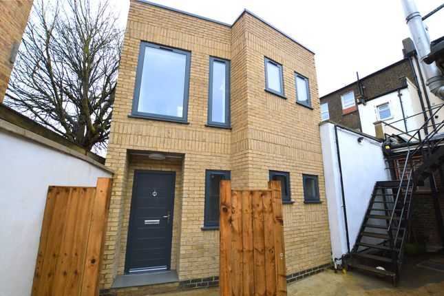 Thumbnail Property to rent in St. Aubyns Road, London