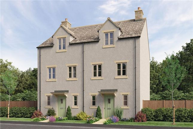 """Thumbnail 3 bedroom mews house for sale in """"Oaksey"""" at Quercus Road, Tetbury"""