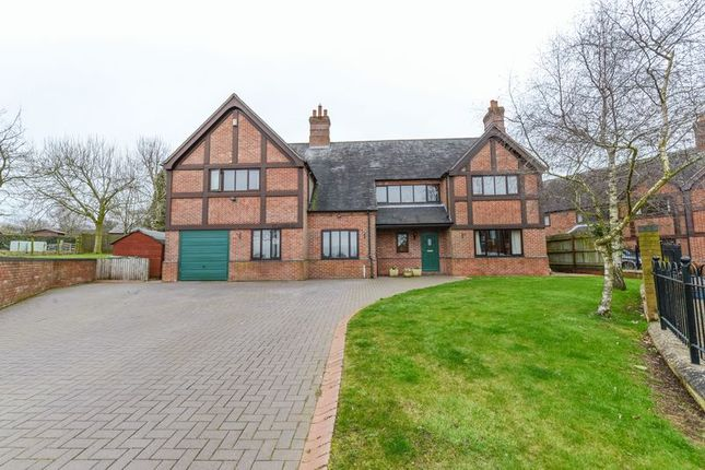 Thumbnail Detached house for sale in Barns Lane, Marchamley, Shrewsbury