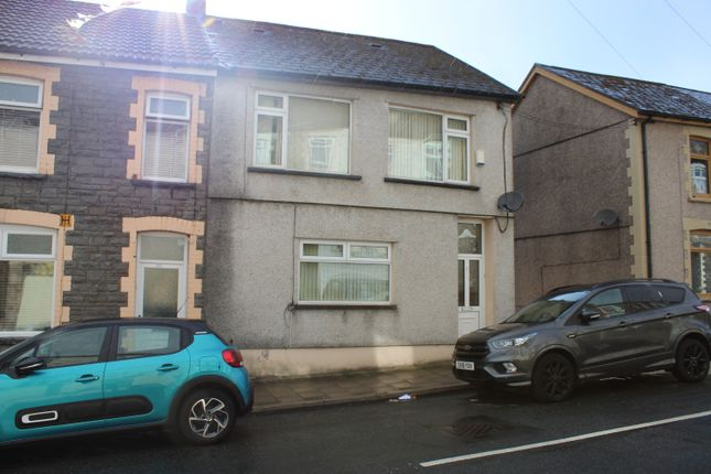 Thumbnail Terraced house for sale in Trealaw Road, Tonypandy