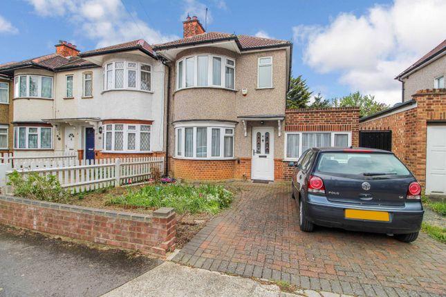 Thumbnail Semi-detached house to rent in Chelston Road, Ruislip Manor, Ruislip