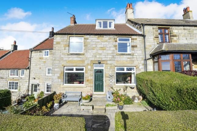 Thumbnail Terraced house for sale in Briar Hill, Danby, Whitby, North Yorkshire