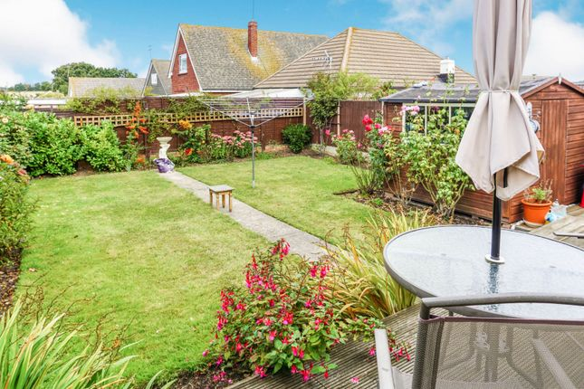 Rear Garden of Brentwood Road, Holland On Sea, Clacton CO15
