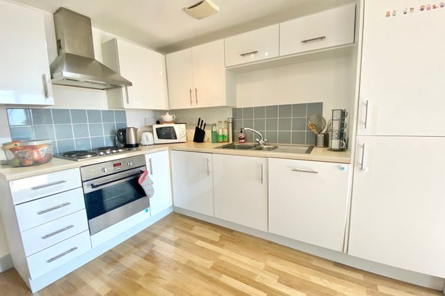 Flat for sale in West Lee, Cowbridge Road East, Cardiff