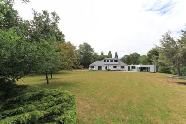 Thumbnail Detached house for sale in Grasmere Road, Chestfield, Whitstable
