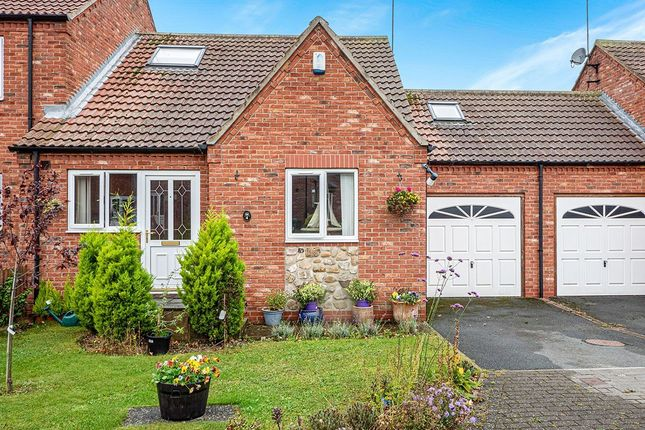 3 bed bungalow for sale in The Courtyard, Skipsea, Driffield, East Yorkshire YO25