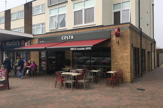 Thumbnail Commercial property for sale in Jansel Square (Costa Investment), Bedgrove, Aylesbury, Buckinghamshire