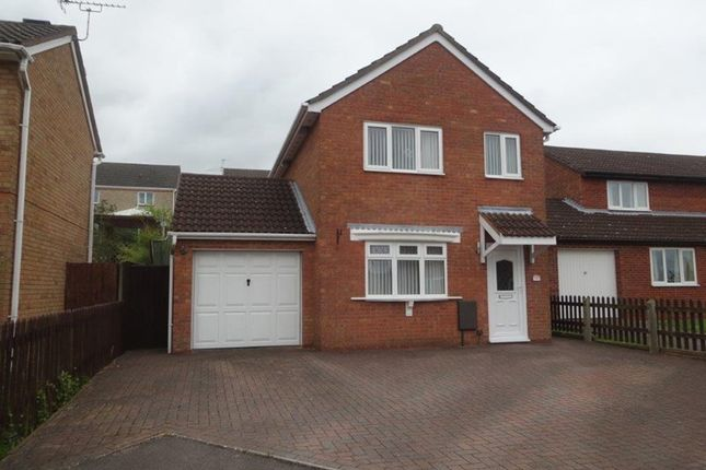 Thumbnail Detached house for sale in West View, Cinderford