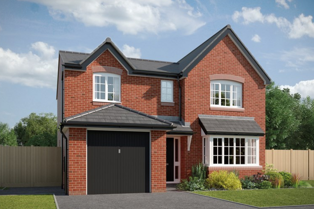 Thumbnail Detached house for sale in Nutwood, Rupert Road, Roby