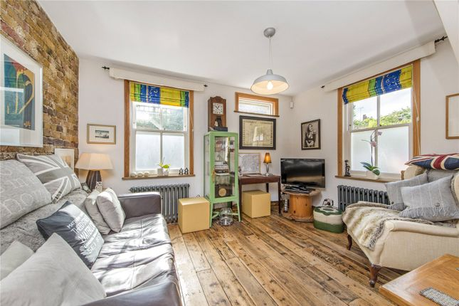 Thumbnail End terrace house for sale in Theed Street, South Bank, London