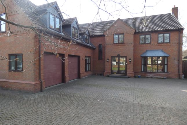 Thumbnail Detached house for sale in Hatchell Drive, Bessacarr, Doncaster