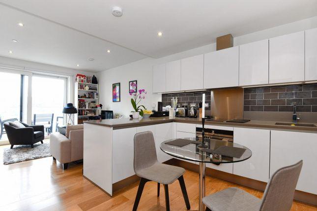 Living Area of East Parkside, London SE10