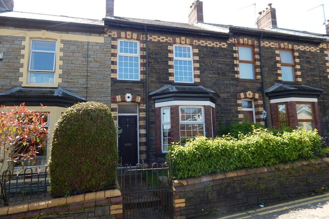 Thumbnail Terraced house to rent in Victoria Road, Cwmfields, Pontypool
