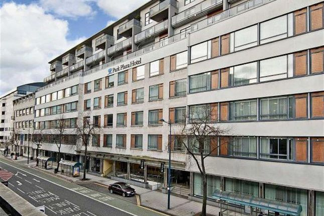 Thumbnail Flat to rent in Park Plaza, City Centre, Cardiff