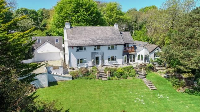Thumbnail Detached house for sale in St Ives, Cornwall, England