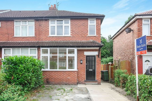 Thumbnail Property to rent in Grendale Avenue, Offerton, Stockport