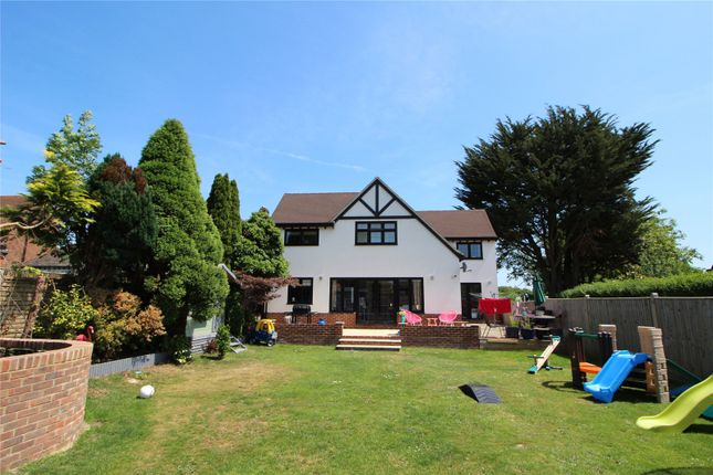 Thumbnail Detached house for sale in Mill Lane, High Salvington, West Sussex