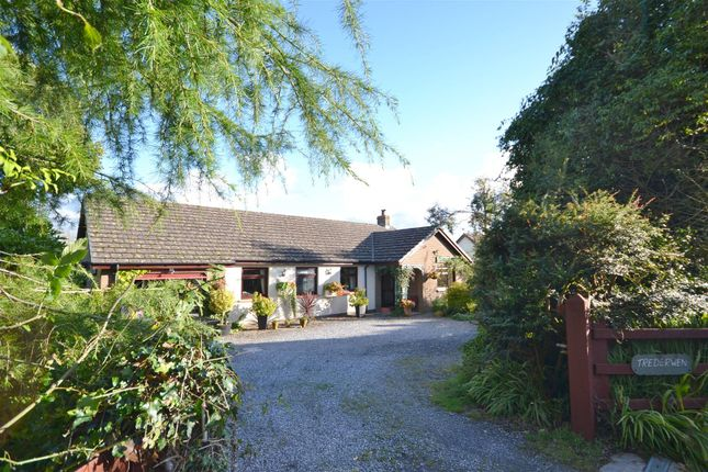Thumbnail Detached bungalow for sale in Heol Dinefwr, Foelgastell, Llanelli