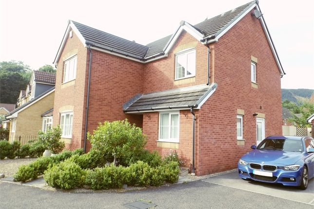 Thumbnail Detached house for sale in Cae Copor, Cwmavon, Port Talbot, West Glamorgan