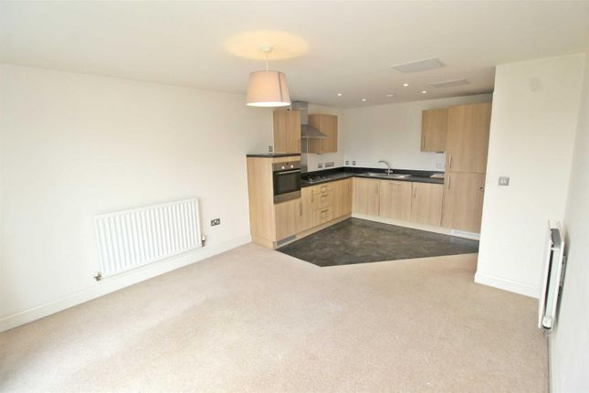 Thumbnail Flat to rent in Trevithivk Court, Wolverton, Milton Keynes