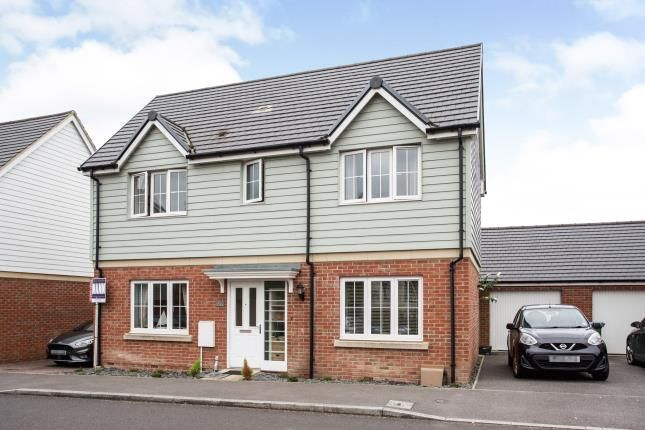 3 bed detached house for sale in Bedford Drive, Fareham PO14