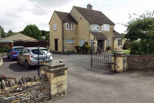 Thumbnail Detached house for sale in Siddington Road, Siddington, Cirencester
