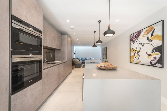 End terrace house for sale in The Fortis Collection, 35 Eastern Road, London