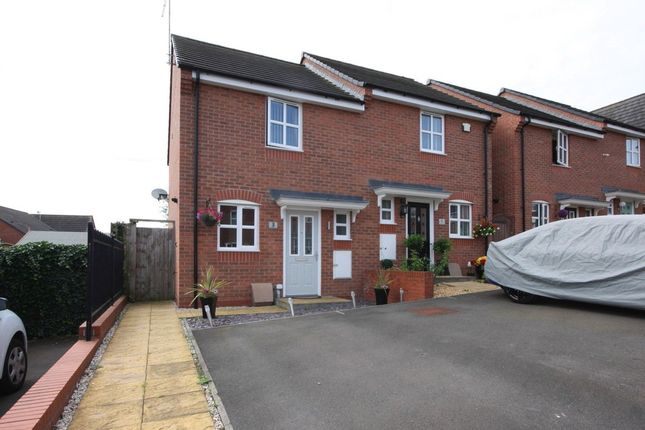 Thumbnail Semi-detached house for sale in Rushall View, Tunstall, Stoke-On-Trent
