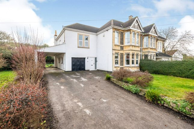 Thumbnail Semi-detached house for sale in Bath Road, Willsbridge, Bristol