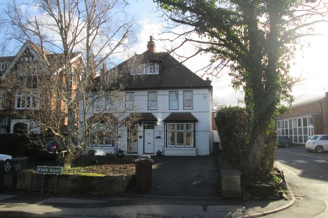 Thumbnail Semi-detached house to rent in Park Road, Solihull