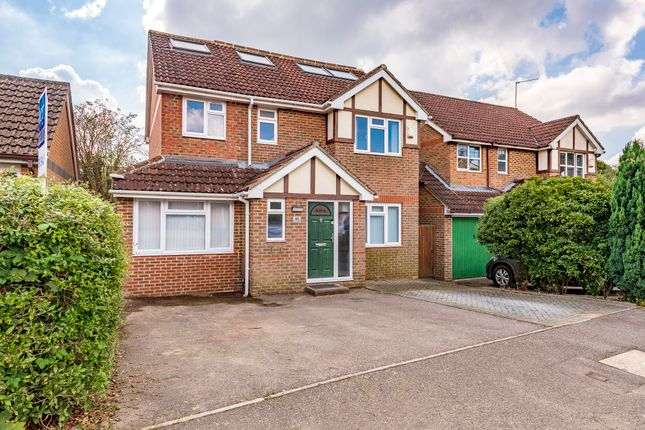 Thumbnail Detached house for sale in Drake Avenue, Caterham