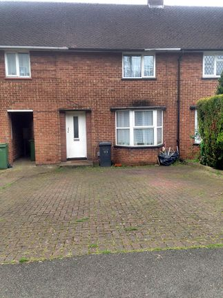Thumbnail Terraced house to rent in Whipperley Way, Luton