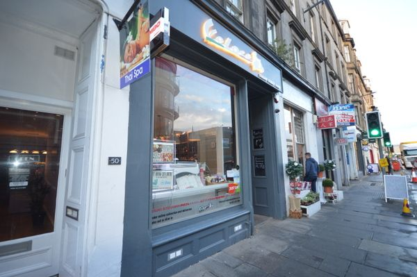 Thumbnail Restaurant/cafe for sale in Haymarket Terrace, Edinburgh