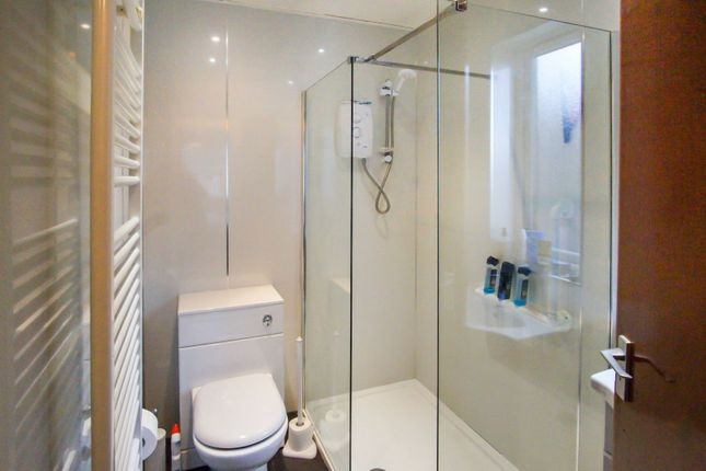 Shower Room of Shelley Gardens, Dundee DD3