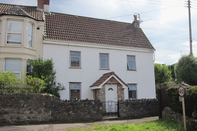 Thumbnail Cottage for sale in Farleigh Road, Backwell, Bristol