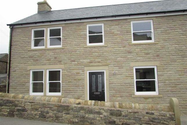 Thumbnail Semi-detached house for sale in Milton Cottages, Chapel Milton, High Peak