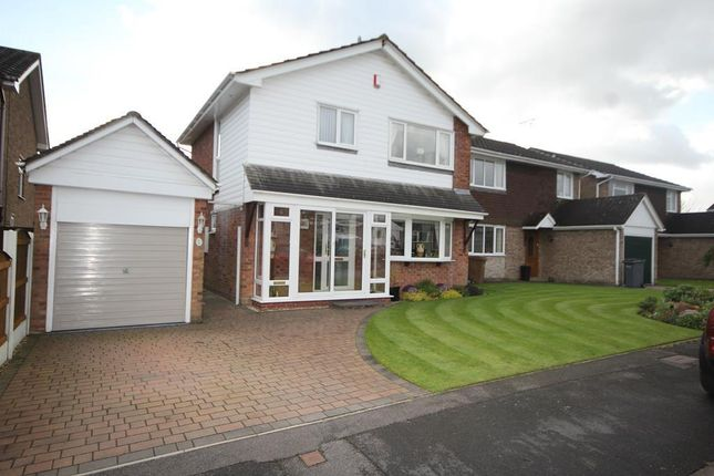 Thumbnail Detached house for sale in Faceby Grove, Meir Park, Stoke-On-Trent